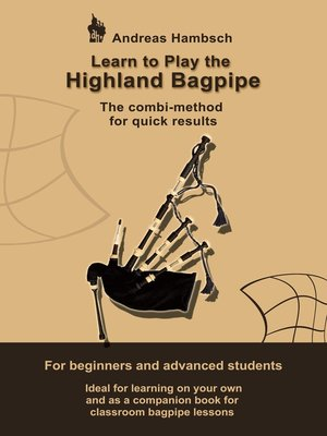 cover image of Learn to Play the Highland Bagpipe