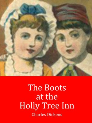 cover image of The Boots at the Holly Tree Inn