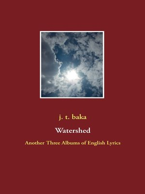 cover image of Watershed