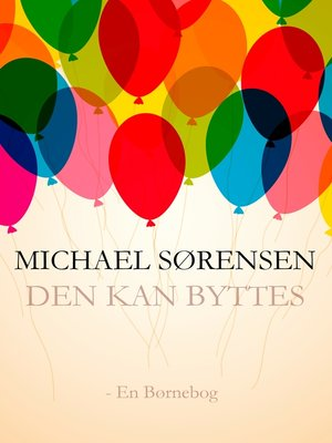 cover image of Den Kan Byttes...