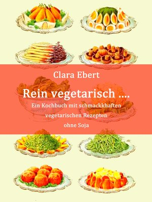 cover image of Rein vegetarisch