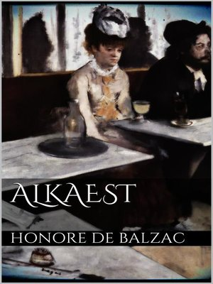 cover image of Alkaest