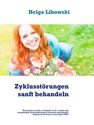 cover image of Zyklusstörungen sanft behandeln