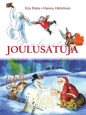 cover image of Joulusatuja