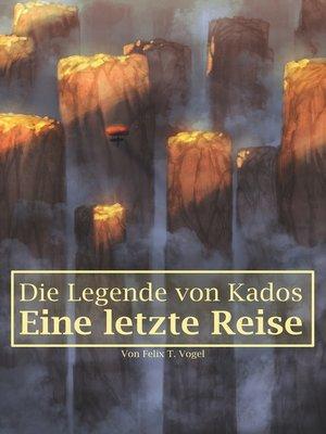cover image of Eine letzte Reise