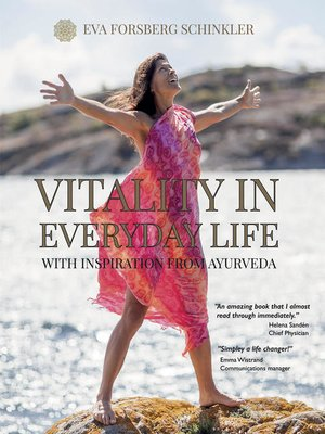 cover image of Vitality in Everyday Life
