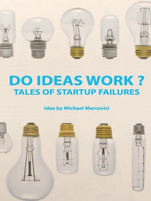 cover image of Do Ideas Work ?