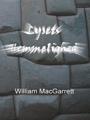 cover image of Lysets Hemmelighed