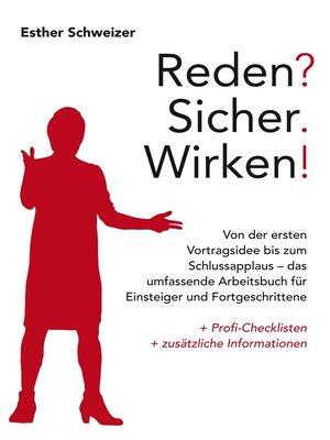 cover image of Reden? Sicher. Wirken!