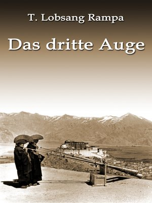 cover image of Das dritte Auge