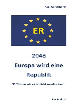 cover image of 2048 Europa wird eine Republik