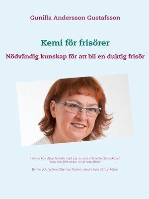 cover image of Kemi för frisörer