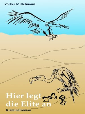 cover image of Hier legt die Elite an