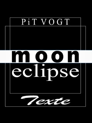 cover image of Moon Eclipse