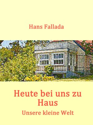 cover image of Heute bei uns zu Haus