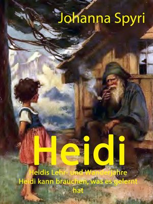 cover image of Heidi