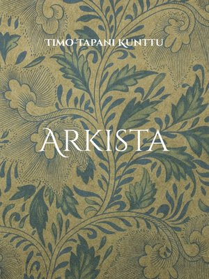 cover image of Arkista