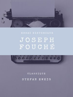 cover image of Joseph Fouché