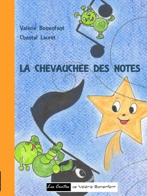 cover image of La chevauchée des notes