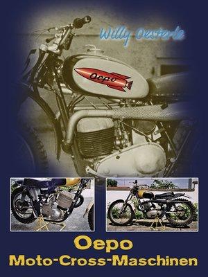 cover image of Oepo-Moto-Cross-Maschinen
