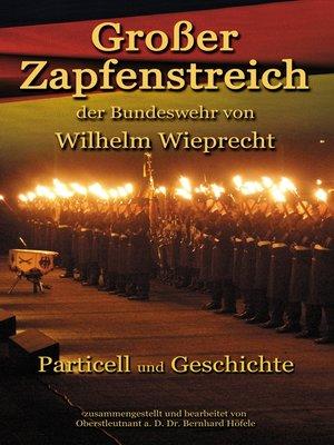 cover image of Großer Zapfenstreich