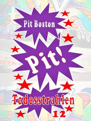 cover image of Pit! Todesstrahlen