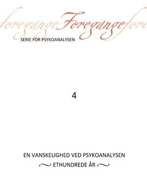 cover image of Foregange nr. 4