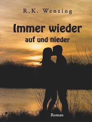 cover image of Immer wieder--auf und nieder