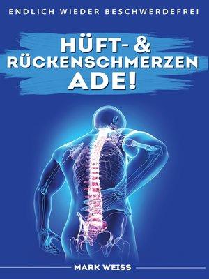 cover image of Hüft- & Rückenschmerzen ade!