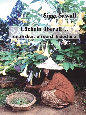 cover image of Lächeln überall ...