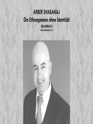 cover image of Die Ethnogenese ohne Identität