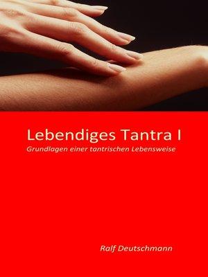 cover image of Lebendiges Tantra I