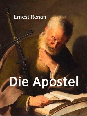 cover image of Die Apostel