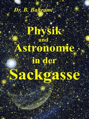 cover image of Physik und Astronomie in der Sackgasse