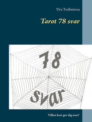cover image of Tarot 78 svar