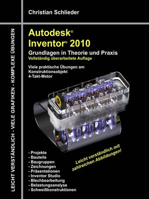 cover image of Autodesk Inventor 2010