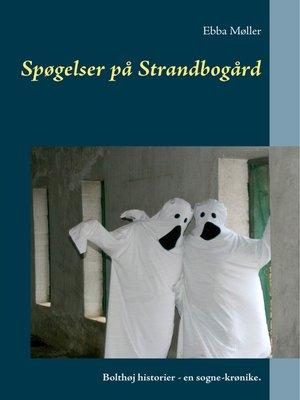 cover image of Spøgelser på Strandbogård