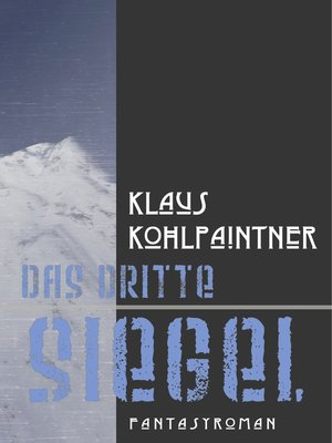 cover image of Das dritte Siegel