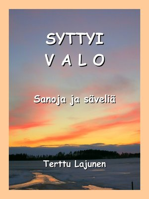 cover image of Syttyi valo