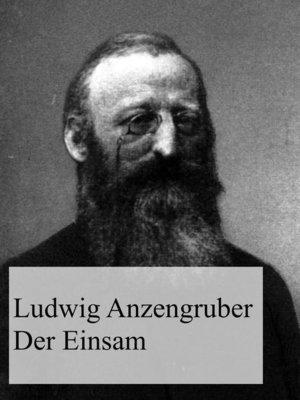 cover image of Der Einsam