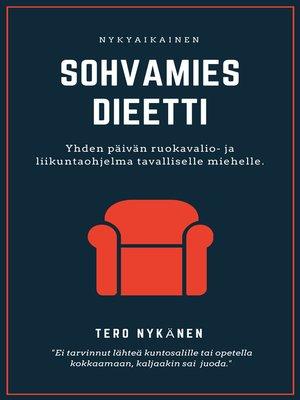cover image of Nykyaikainen Sohvamiesdieetti