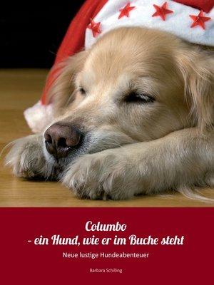 cover image of Columbo--ein Hund wie er im Buche steht