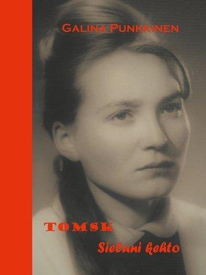 cover image of TOMSK Sieluni kehto