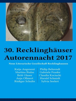 cover image of 30. Recklinghäuser Autorennacht