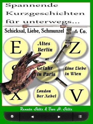 cover image of Schicksal, Liebe, Schmunzel & Co.