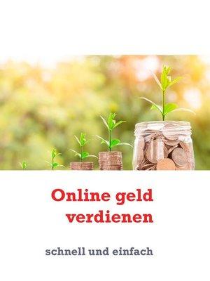 cover image of Online Geld verdienen