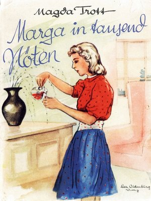 cover image of Marga in tausend Nöten