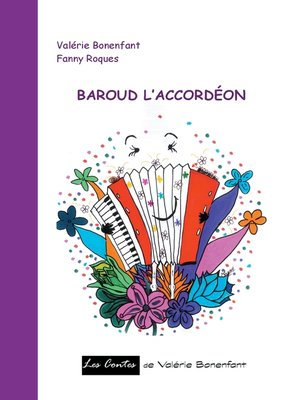 cover image of Baroud l'accordéon