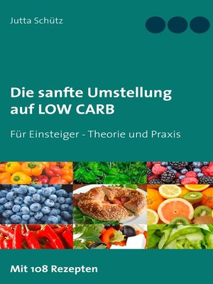 cover image of Die sanfte Umstellung auf Low Carb