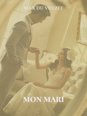 cover image of Mon mari